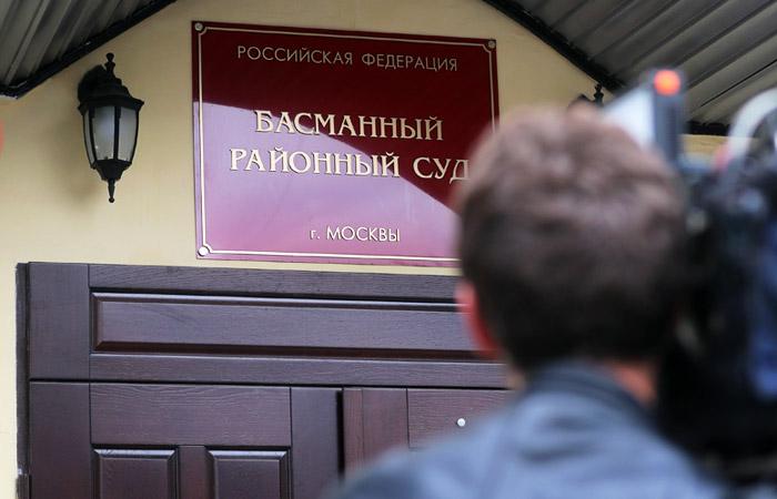 """Следствие попросило Басманный суд арестовать фигурантов """"дела Голунова"""""""