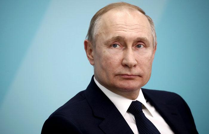 Путин допустил, что может не подписать закон о поправке к Конституции