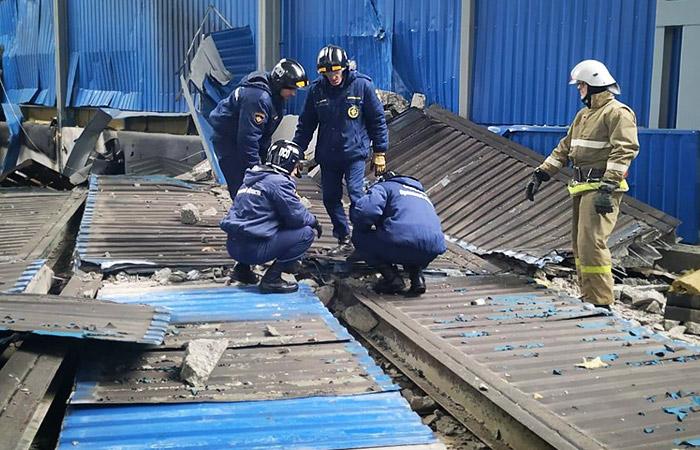 СКР озвучил предварительную причину взрыва на заводе в Орловской области