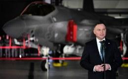 Польша купила у США истребители F-35