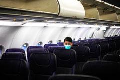 Россия прекратит чартерные рейсы из Китая с 14 февраля