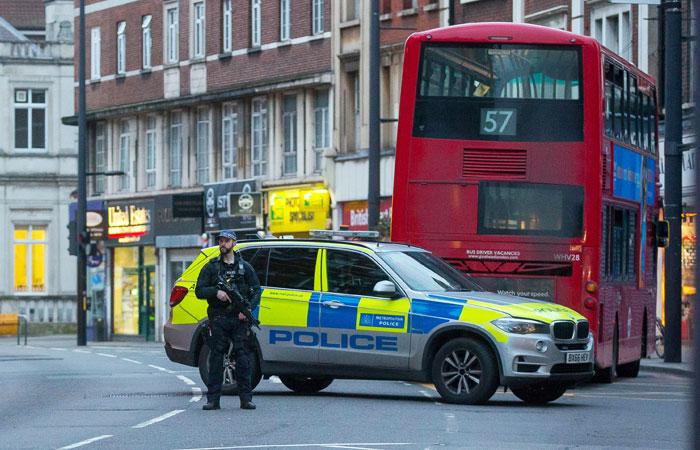 ИГ взяло на себя ответственность за нападение в Лондоне