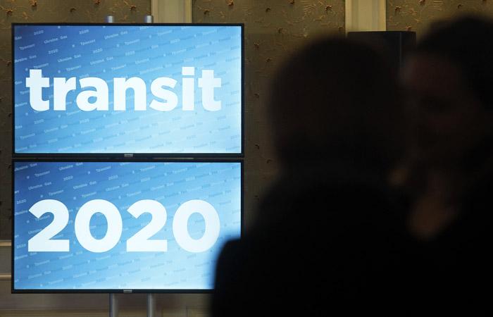 """Нафтогаз"" получил от ""Газпрома"" $578 млн за транзит в декабре-феврале"
