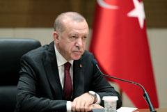 Эрдоган заявил, что Турция не будет ссориться с Россией из-за ситуации в Идлибе
