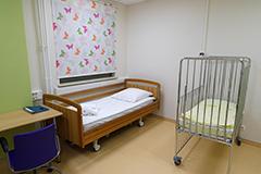 Прожившую пять лет в больнице девочку передали органам опеки