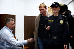 Перед Иваном Голуновым извинилась прокуратура ЗАО Москвы