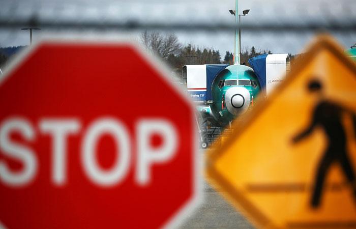 Инженеры Boeing нашли еще одну проблему с ПО самолета 737 MAX