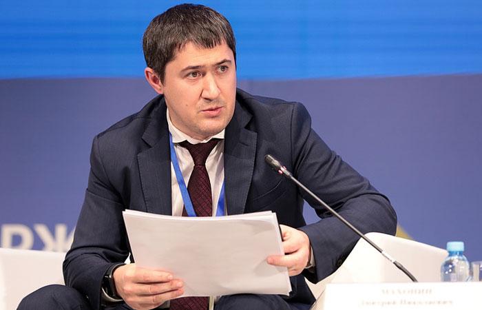 Врио губернатора Пермского края стал глава управления ФАС Дмитрий Махонин