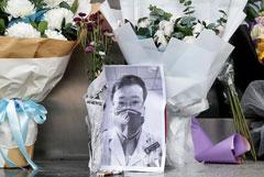 В Ухане умер врач, первым предупредивший о новом коронавирусе