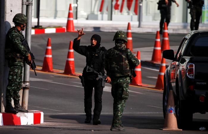 Убивший более 20 человек таиландский военный ликвидирован