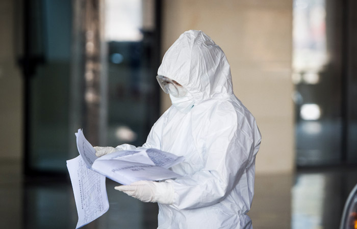 Госпитализированных в РФ китайцев с коронавирусом готовят к выписке