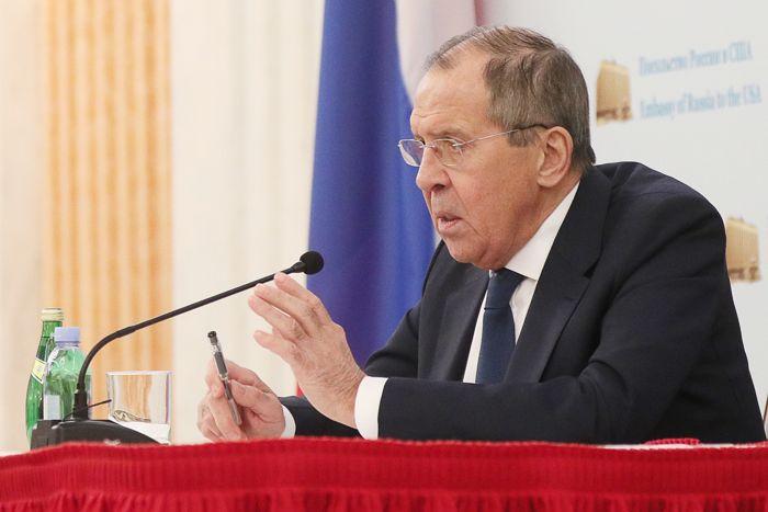 Лавров отверг наличие у США доказательств нарушения Россией ДРСМД