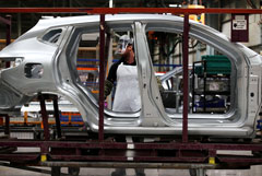 В Nissan предупредили об угрозе приостановки выпуска машин в РФ из-за коронавируса
