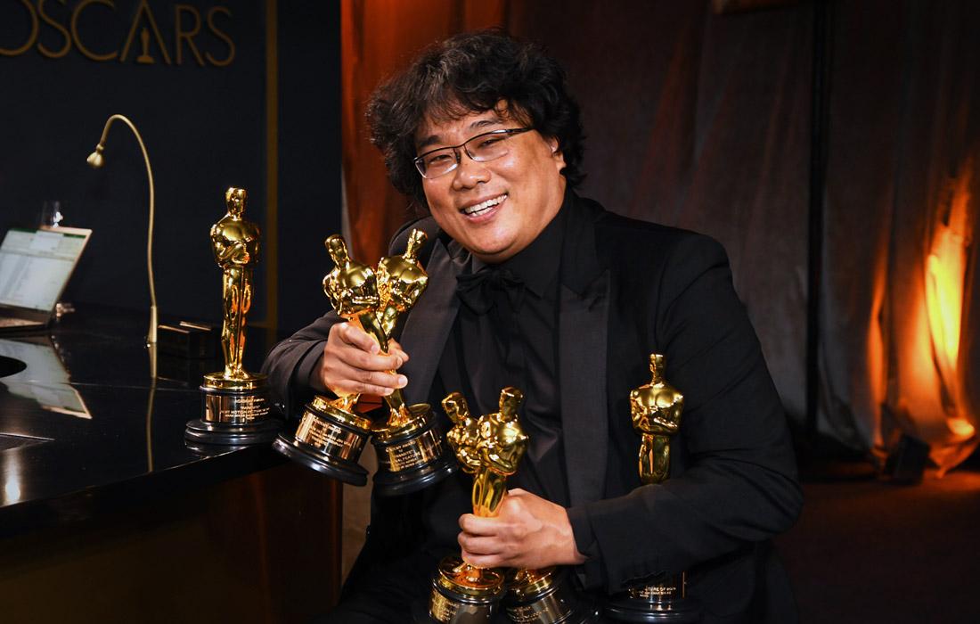 """Триумфатор премии """"Оскар"""" южнокорейский режиссер Пон Чжун Хо"""