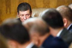 """Песков заявил, что Козак на новой должности займется """"украинскими делами"""""""