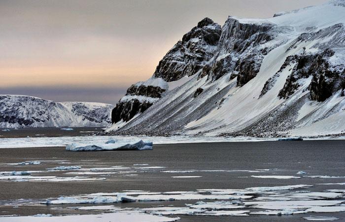 Вице-премьер Финляндии заявила, что лед на Севморпути исчезнет через 15 лет