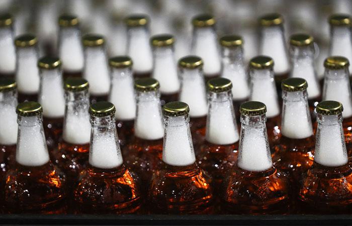 На российском рынке пива сменился лидер