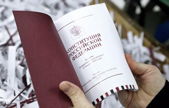 Голосование по Конституции профинансируют на том же уровне, что и президентские выборы-2018