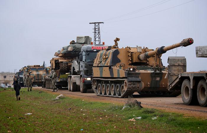 """Анкара сообщила о """"нейтрализации"""" свыше 60 сирийских военных за сутки"""