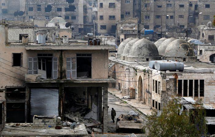 Сирийская армия очистила от боевиков окрестности Алеппо