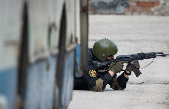 ФСБ задержала в Крыму участника украинского вооруженного батальона