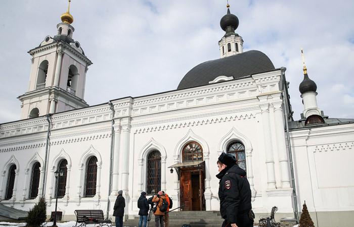 Напавший на прихожан храма в Москве пояснил мотивы своего поступка