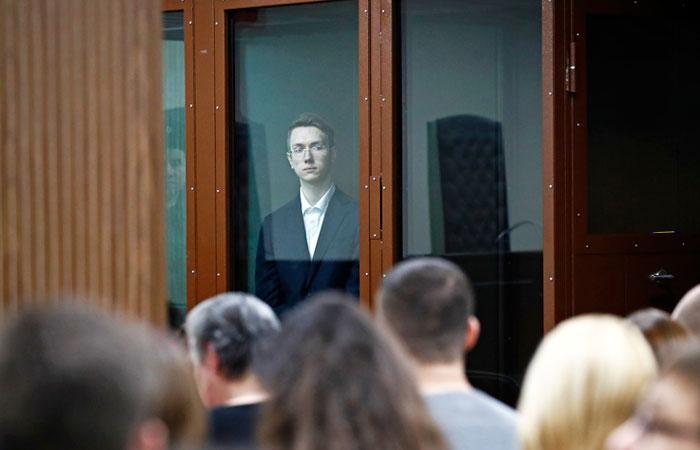 Андрей Баршай в Мещанском районном суде