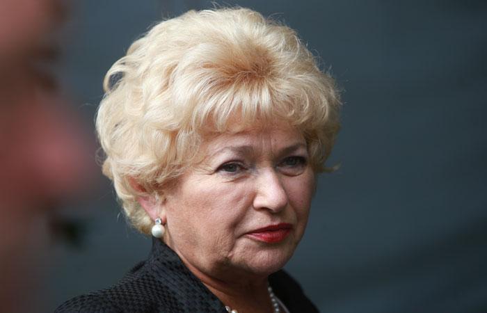 Людмила Нарусова: Мы еще не построили фундамент демократии, а уже меняем крышу