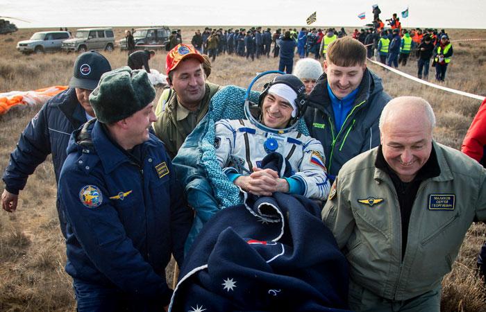 Российский экипаж для отправки на МКС заменят по медицинским показаниям