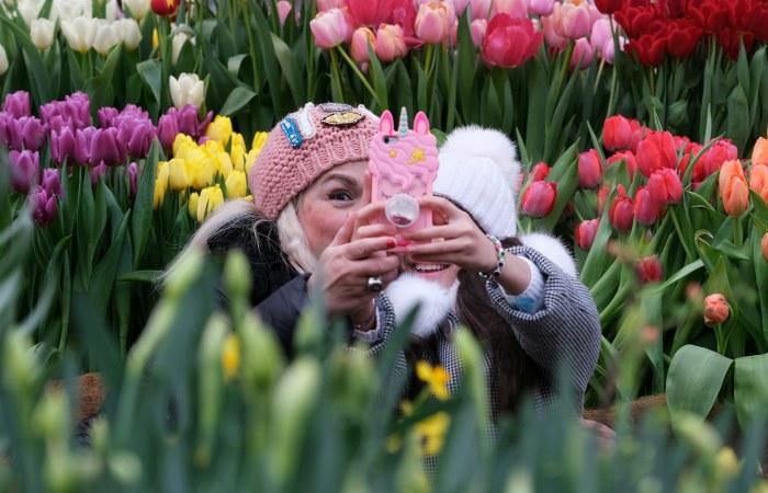 Вторые сутки подряд температура в Москве побила абсолютный рекорд
