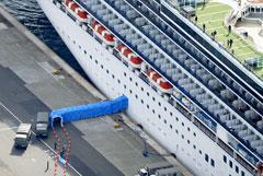 Коронавирус выявлен у 621 пассажира круизного судна Diamond Princess