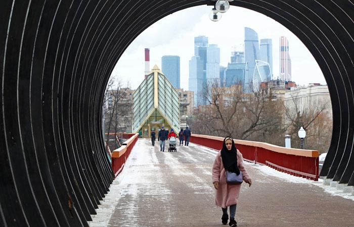 Снег растает в Москве к 23 февраля впервые в истории наблюдений