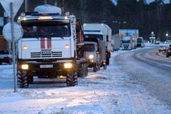 Алтайский край начал готовиться к паводку после аномальных снегопадов