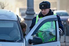 ГИБДД решила передавать злостных нарушителей приставам для ареста машин