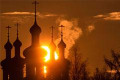 В РПЦ посоветовали атеистам принять упоминание бога в Конституции