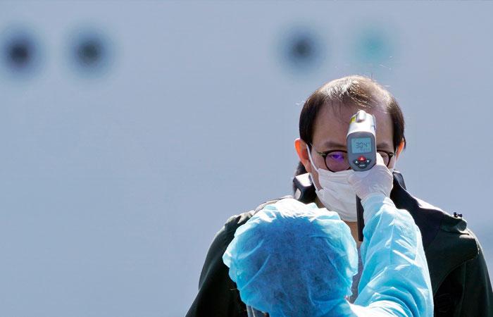 У вернувшегося в Израиль пассажира Diamond Princess нашли коронавирус