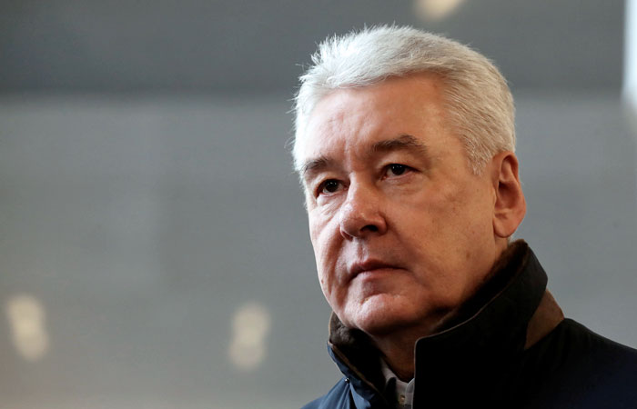 Мэр Москвы рассказал об отслеживании нарушителей карантина по камерам