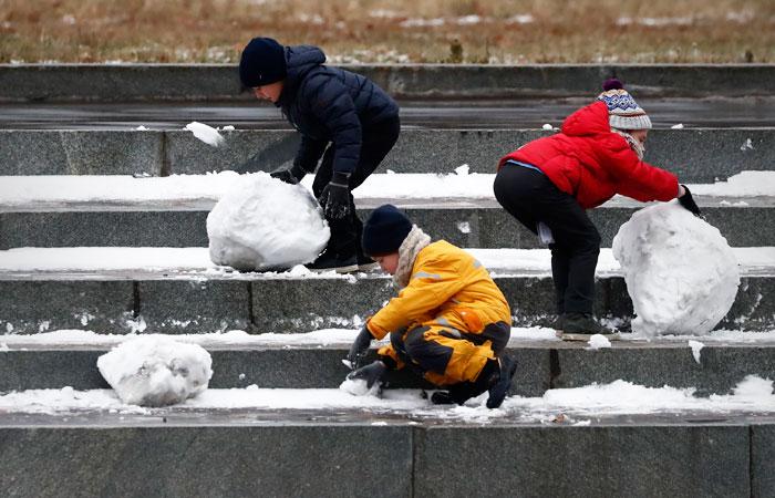 Вильфанд объяснил рекордно теплую зиму в России