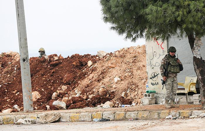 Турция ответила на гибель своего военного ударом по 21 цели в Сирии