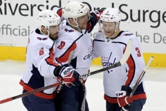 Овечкин забросил 700-ю шайбу в НХЛ