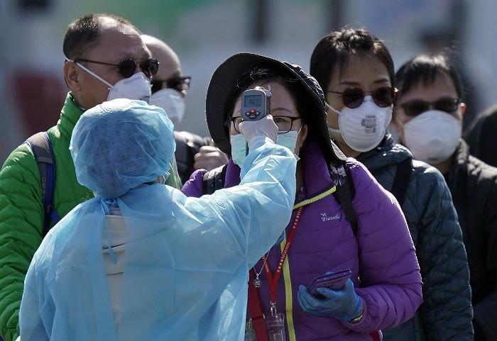 Умер еще один заразившийся коронавирусом пассажир лайнера Diamond Princess