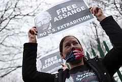 В Лондоне начались слушания о возможности экстрадиции Ассанжа в США