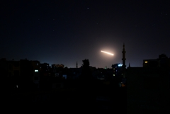 Израиль нанес ракетные удары по боевикам в окрестностях Дамаска
