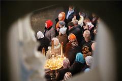РПЦ начала устанавливать видеокамеры в церквях