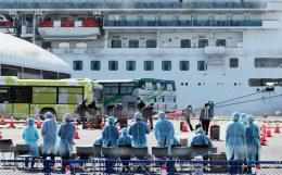 Еще один пассажир круизного лайнера Diamond Princess скончался от коронавируса