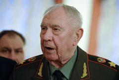 Умер маршал Советского Союза Дмитрий Язов