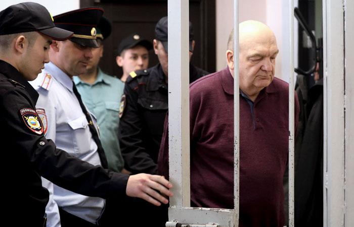 Бывшего директора ФСИН Реймера освободили по УДО