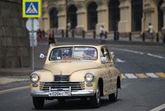 Специальный ГОСТ позволит ретро-транспорту ездить на общих правах с 1 марта