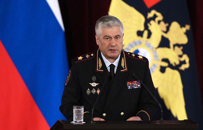 Глава МВД РФ признал нехватку аттестованных кадров в ведомстве