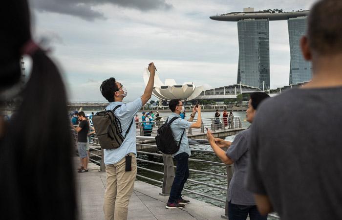 Гражданин КНР, излечившийся от коронавируса, пойдет под суд в Сингапуре